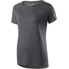 Houdini Activist Base Kortærmet T-shirt Damer grå